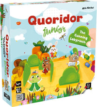 Load image into Gallery viewer, Quoridor Junior - Wooden Strategy Game by Gigamic
