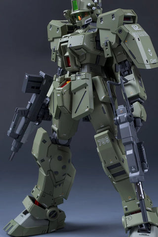 SIMP Model Gundam MK-16 GM Spartan Resin Kit