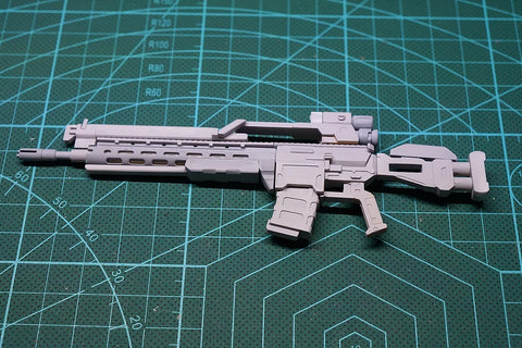 SIMP Model Gundam W002 resin weapon Rifle for Bandai 1/100 MG/HG/NG