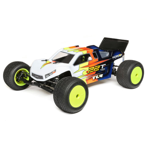 Team Losi Racing 22T 4.0 1/10 2WD Electric Stadium Truck Kit TLR03015