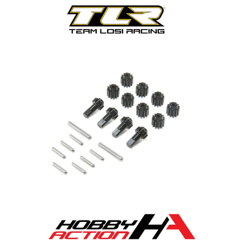Team Losi Racing 22-4 22 Gear Differential Gear Set (2) TLR232050