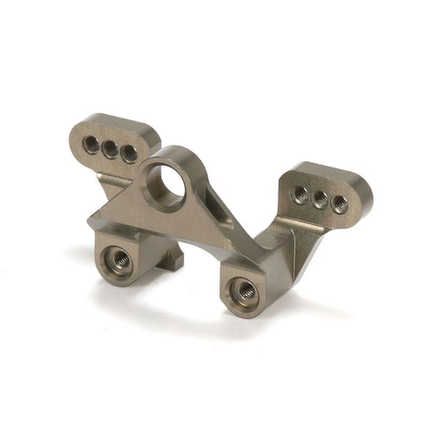 Team Losi Racing 22-4 Aluminum Rear Camber Block (Vertical Ball Stud) TLR334026