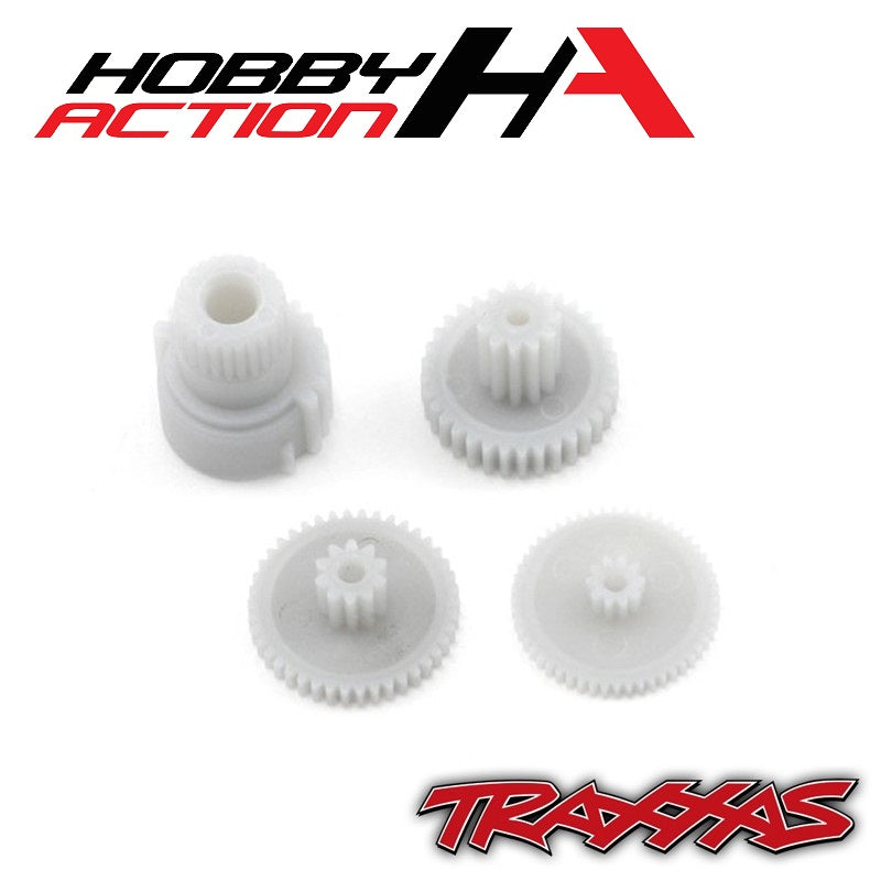 Traxxas 2080 Micro Waterproof Servo Gear Set TRA2082