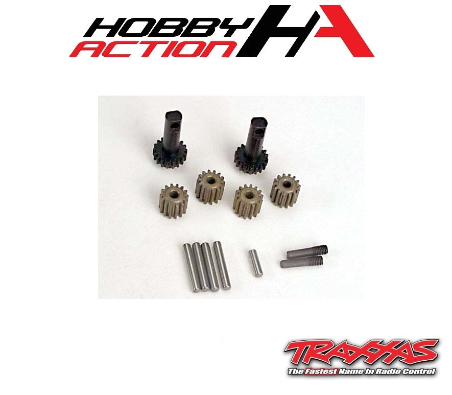 Traxxas Planet Gears & Shafts TRA2382