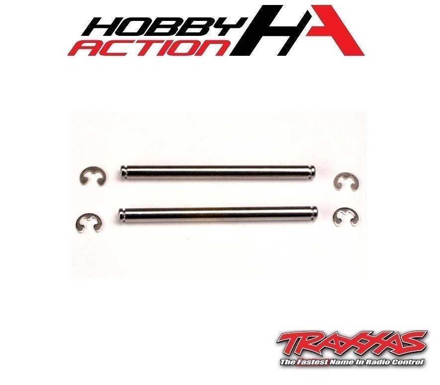 Traxxas Slash Rustler Stampede Suspension Pins 44mm (2) TRA2640