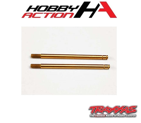 Traxxas XX-Long Hardened Steel Shock Shafts (2) TRA2656T
