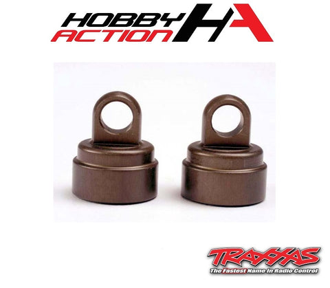 Traxxas Aluminum Big Bore Shock Caps (2) TRA2667