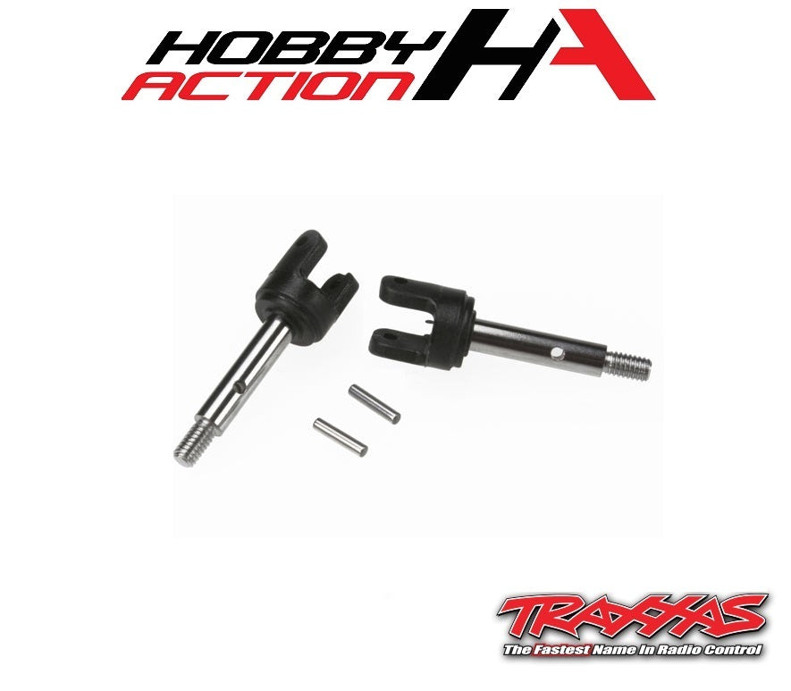 Traxxas Rear Stub Axles (2) TRA2753X