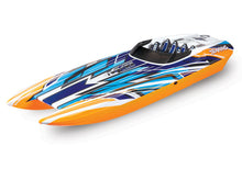 "Load image into Gallery viewer, Traxxas DCB M41 Widebody 40"" Catamaran High Performance Boat TRA57046-4"
