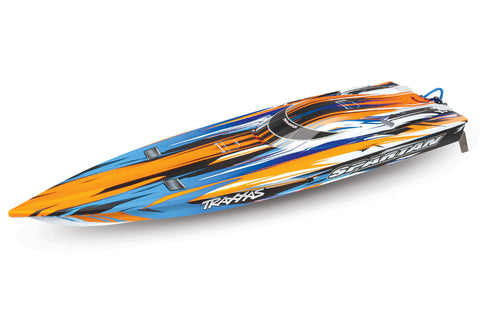 "Traxxas Spartan 36"" High Performance Boat RTR TRA57076-4"