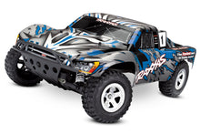 Load image into Gallery viewer, Traxxas Slash 1/10 RTR 2WD NO BATTERY Short Course Truck TRA58024
