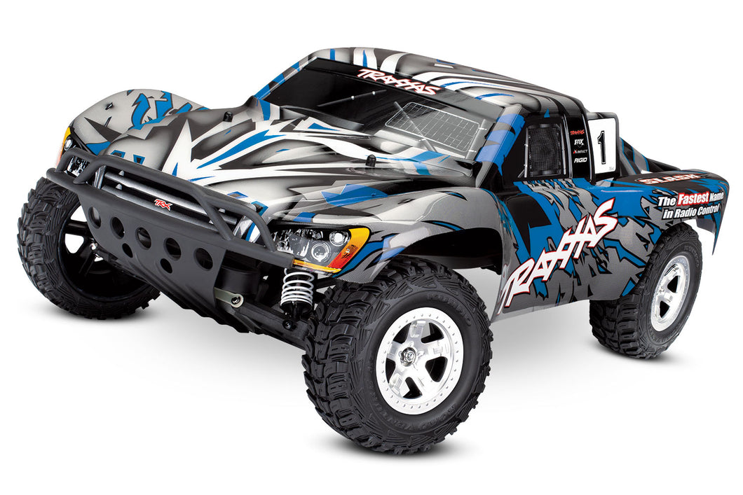 Traxxas Slash 1/10 RTR 2WD NO BATTERY Short Course Truck TRA58024