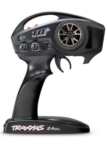 Traxxas TQi 2.4Ghz 2-Channel Radio System Transmitter Only TRA6528