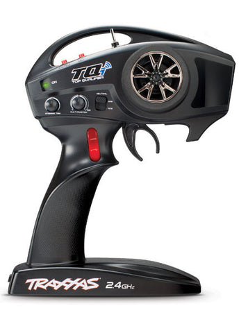 Traxxas TQi 2.4Ghz 4-Channel Transmitter Transmitter Only TRA6530