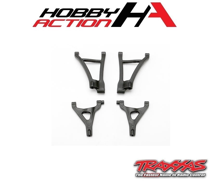 Traxxas 1/16 Front Suspension Arm Set TRA7031