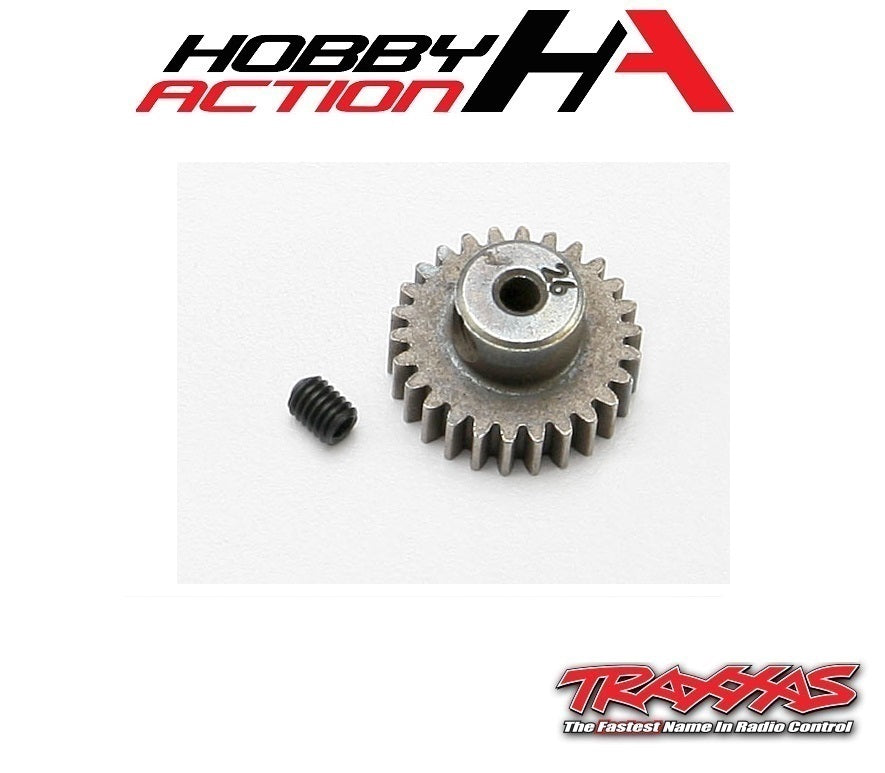 Traxxas 48P Pinion Gear w/2.3mm Bore 26T TRA7040