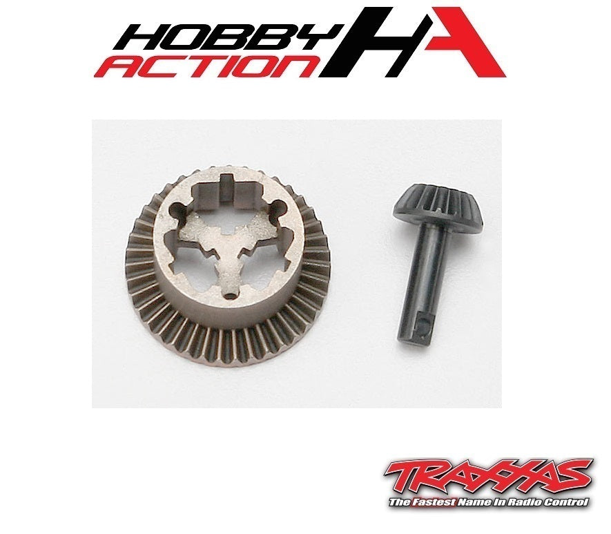 Traxxas 1/16 Differential Ring & Pinion Gear TRA7079