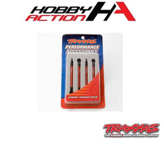 Traxxas 1/16 Red Aluminum Push Rods TRA7118X