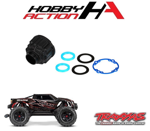 Traxxas X-Maxx Differential Housing Carrier TRA7781