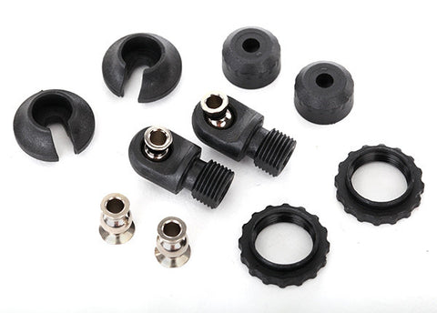 Traxxas TRX-4 GTS Shock Caps & Spring Retainers TRA8264