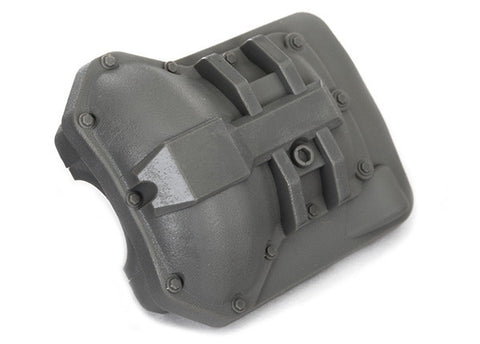 Traxxas TRX-4 Front or Rear Differential Cover Grey TRA8280