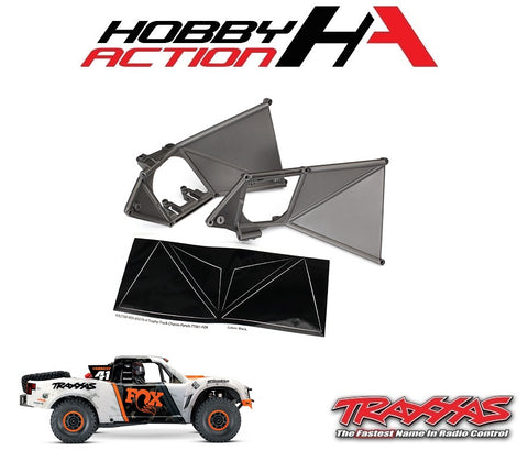 Traxxas Unlimited Desert Racer Front Suspension Arm Mount (2) TRA8534