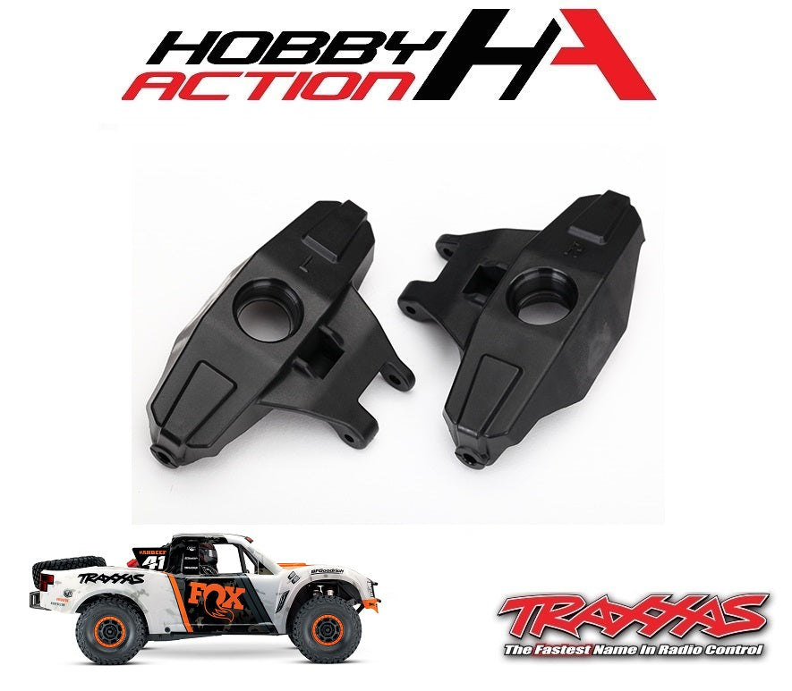 Traxxas Unlimited Desert Racer Steering Carrier (2) TRA8552
