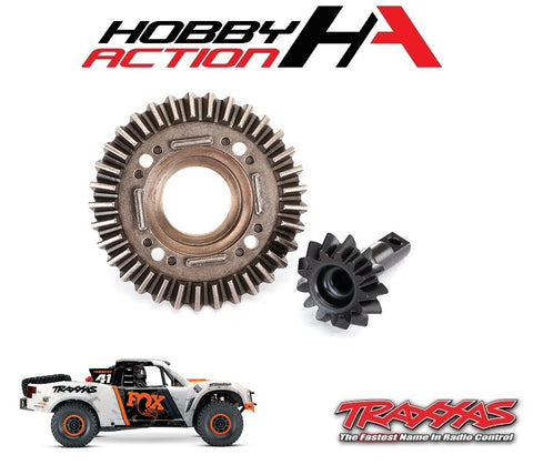 Traxxas Unlimited Desert Racer Front Ring Gear & Pinion Gear Set TRA8578