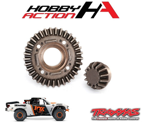 Traxxas Unlimited Desert Racer Rear Ring Gear & Pinion Gear Set TRA8579