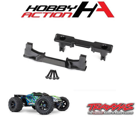 Traxxas E-Revo VXL 2.0 Clip-Less Front & Rear Body Post Set TRA8614