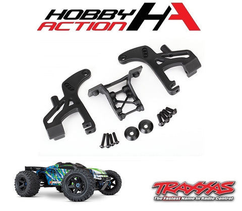 Traxxas E-Revo VXL 2.0 Low Profile Wing Mount Set  TRA8616