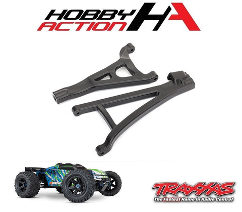 Traxxas E-Revo VXL 2.0 Front Left Heavy Duty Suspension Arm Set TRA8632