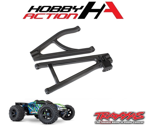 Traxxas E-Revo VXL 2.0 Rear Left HD Suspension Arm Set TRA8634