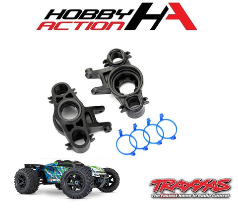 Traxxas E-Revo VXL 2.0 Axle Carrier Set TRA8635