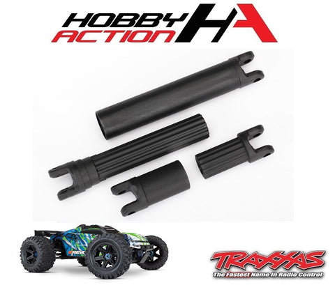 Traxxas E-Revo VXL 2.0 Center Half Shafts (2) TRA8655