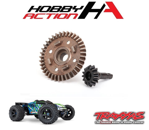 Traxxas E-Revo VXL 2.0 Differential Ring & Pinion Gears TRA8679