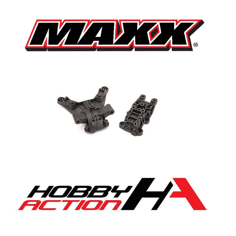 Traxxas MAXX Front Upper and Lower Bulkhead TRA8920
