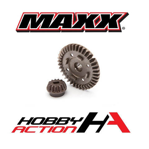 Traxxas MAXX Rear Diff Ring and Pinion Gears TRA8977
