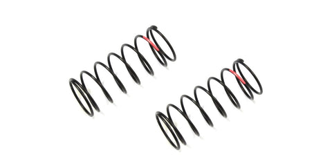 Kyosho Big Bore Front Shock Spring Red/Hard KYO XGS004