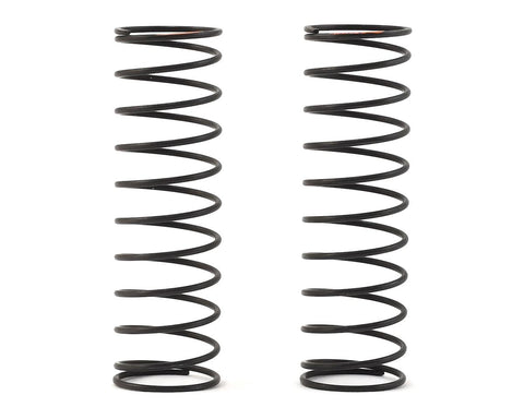 Yokomo Racing Performer Ultra Rear Buggy Springs (Orange/Dirt) (2) (Hard) YOKRP-089O