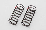 Yokomo Big Bore Front Shock Spring Set (Red) YOKYS-A850