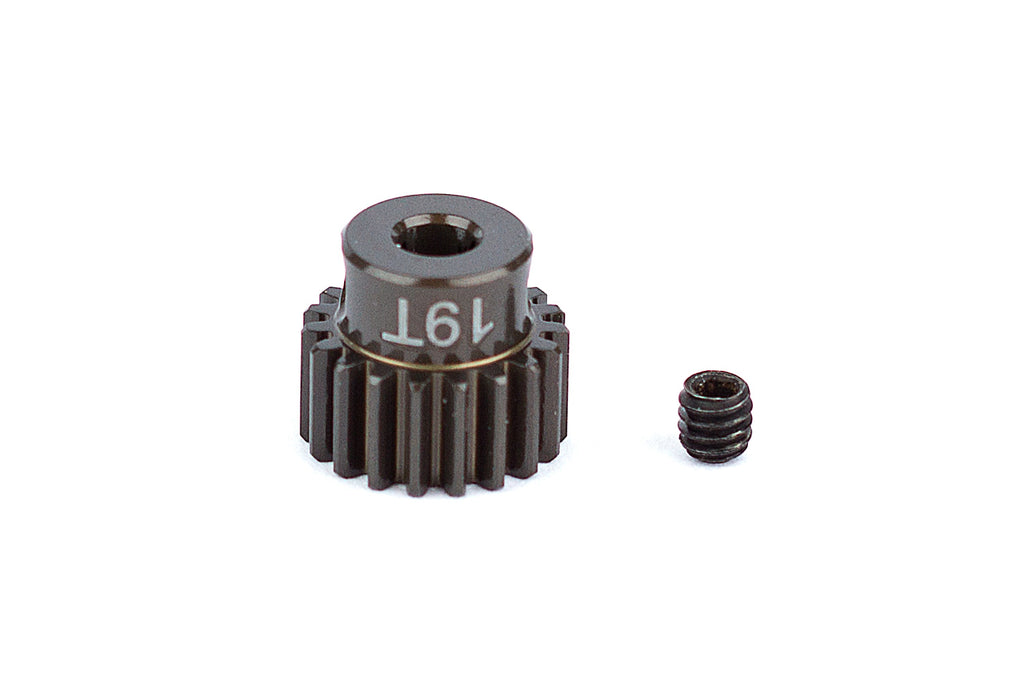 Team Associated Factory Team Aluminum 48P Pinion Gear 19T ASC1337
