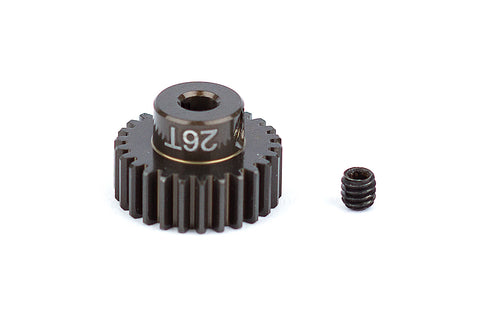 Team Associated Factory Team Aluminum 48P Pinion Gear 26T ASC1344