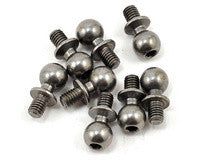 Team Associated SC10 4X4 4mm Heavy Duty Ballstud Set (8) ASC91051