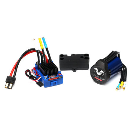 Traxxas VXL-3S Velineon Brushless Power System Combo TRA3350R
