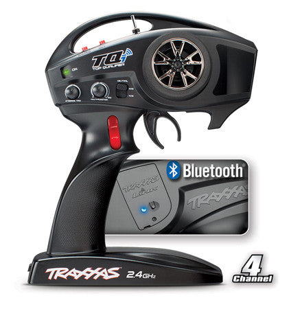 Traxxas 4-Channel TQi TSM Radio System w/Bluetooth Mod