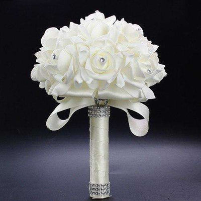 Wholesale Small Bridesmaid Bouquet - Many Colours UK