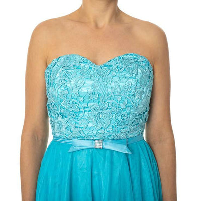 Wholesale Short High Low Sweetheart Neck Dress Prom Bridesmaids Evening UK