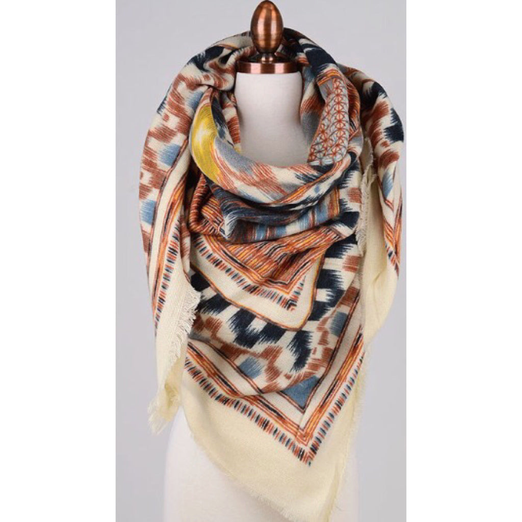 Outdoor Market Scarf
