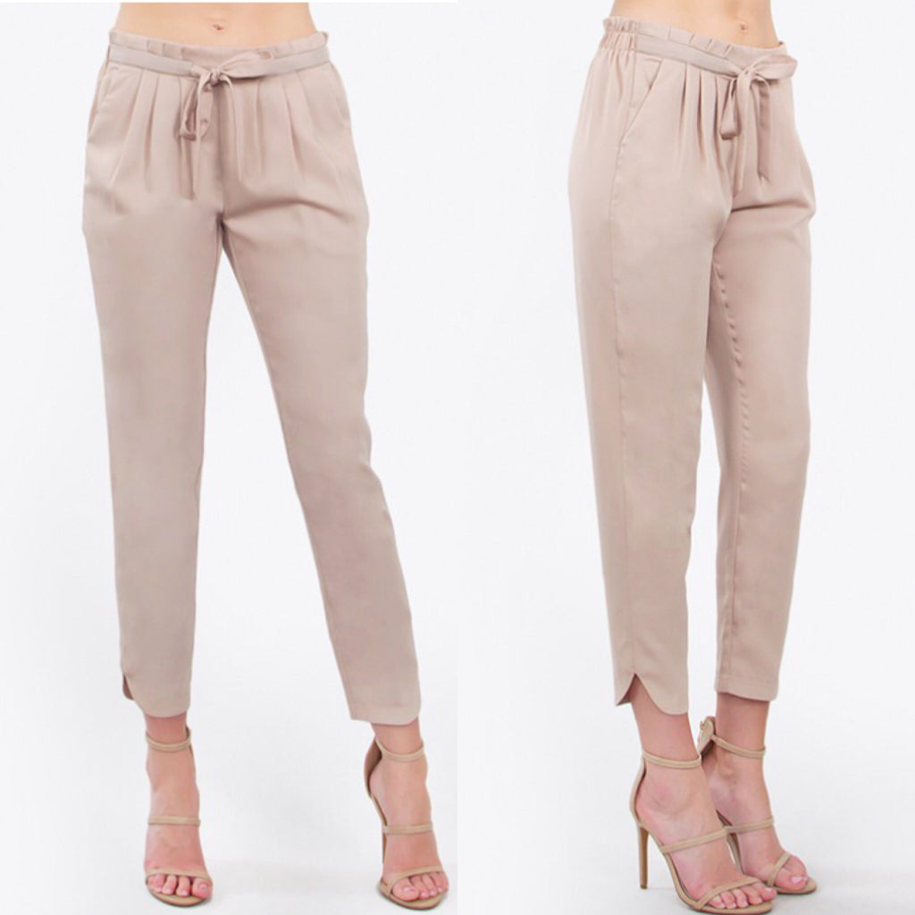 Boss Babe Drawstring Pants